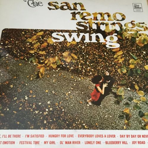 San Remo Strings-Wings-UK Motown E+