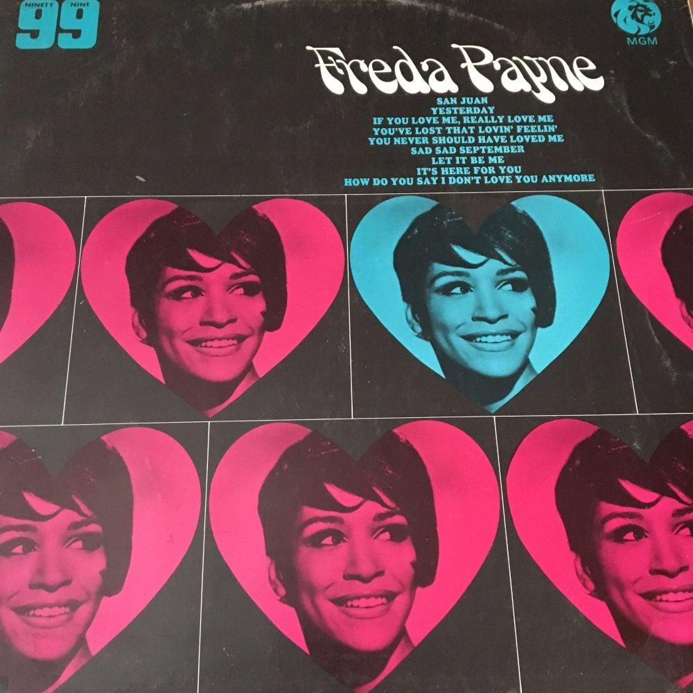Freda Payne-Same-MGM LP