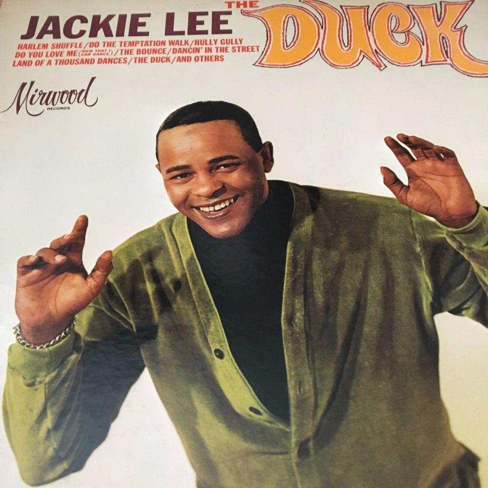 Jackie Lee-The Duck-Mirwood LP