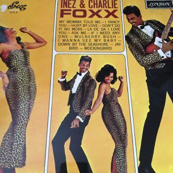Inez and Charlie Fox-Same-Sue/London UK E+
