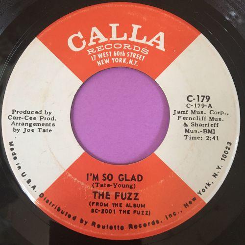 Fuzz-I'm so glad-Calla E+