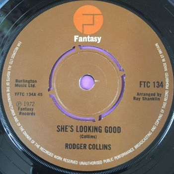 Roger Collins-She's looking good-UK Fantasy E+