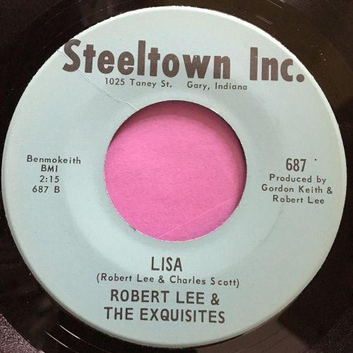 Robert Lee-Lisa-Steeltown E+