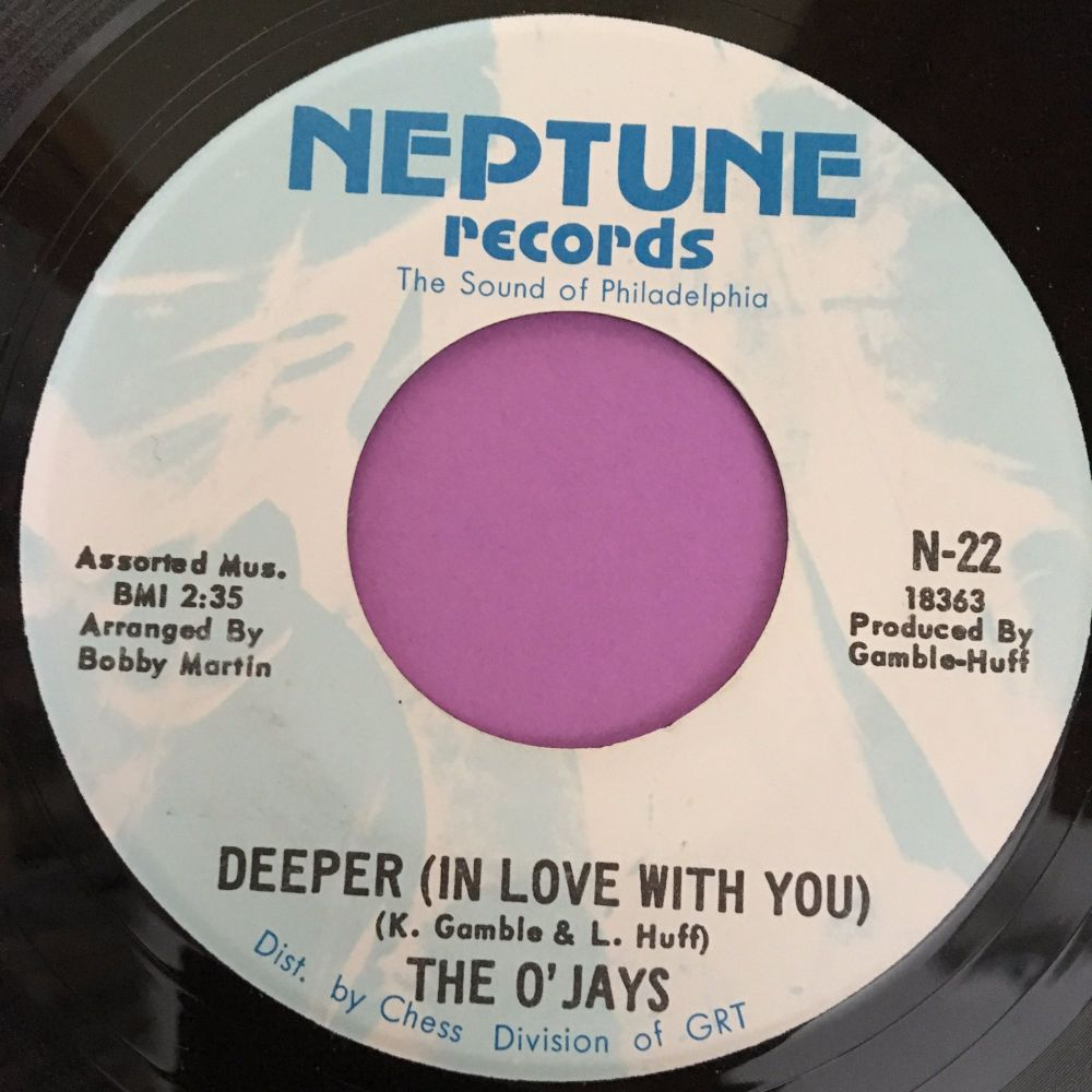 O'Jays-Deeper in love with you-Neptune E+