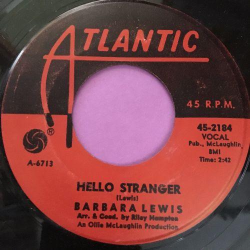 Barbara Lewis-Hello stranger-Atlantic E+