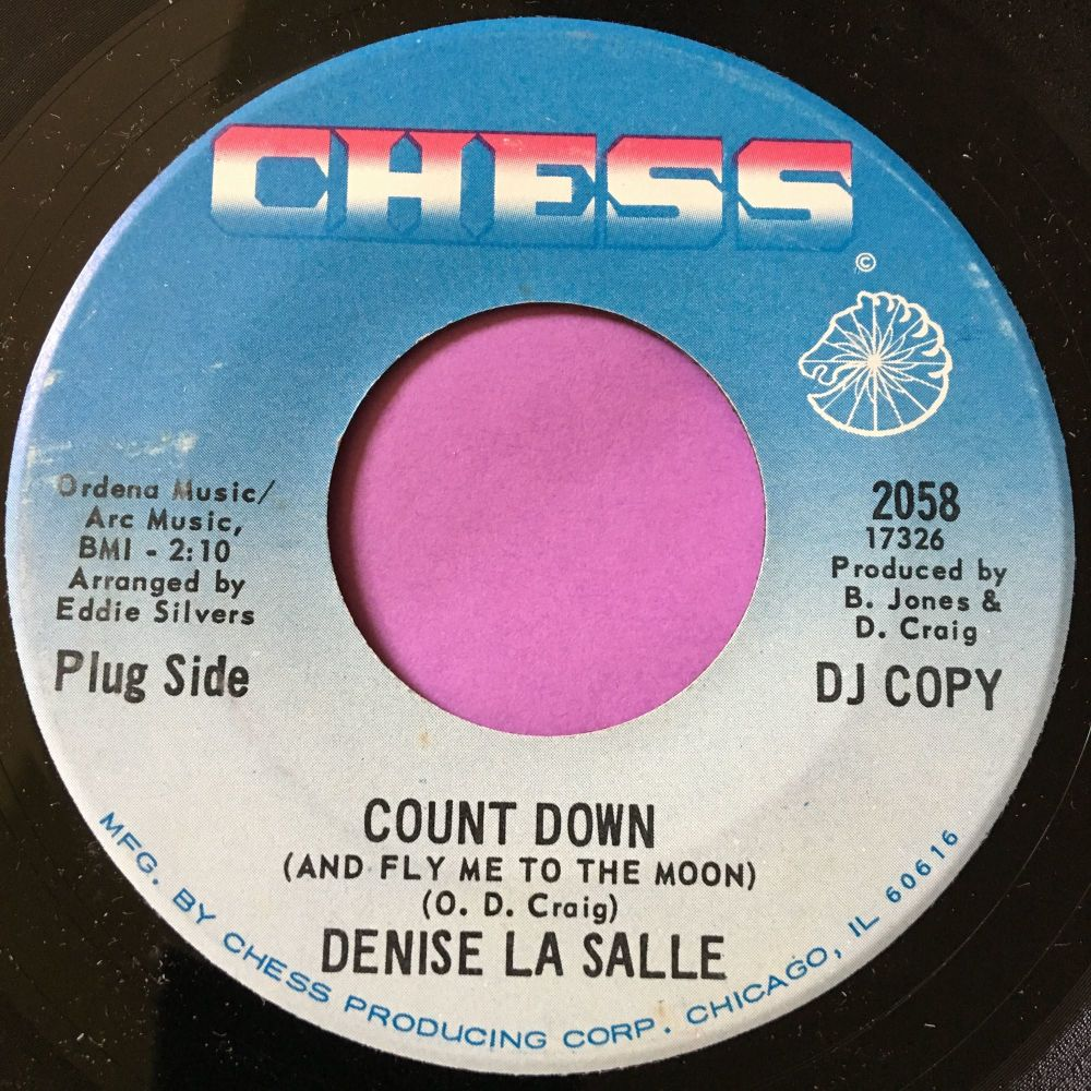 Denise LaSalle-Countdown-Chess E+