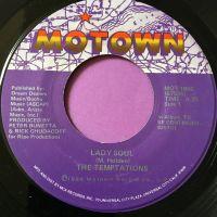 Temptatations- lady Soul-Motown E+