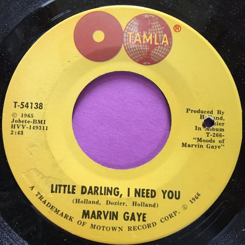 Marvin Gaye-Little darling-Tamla M-