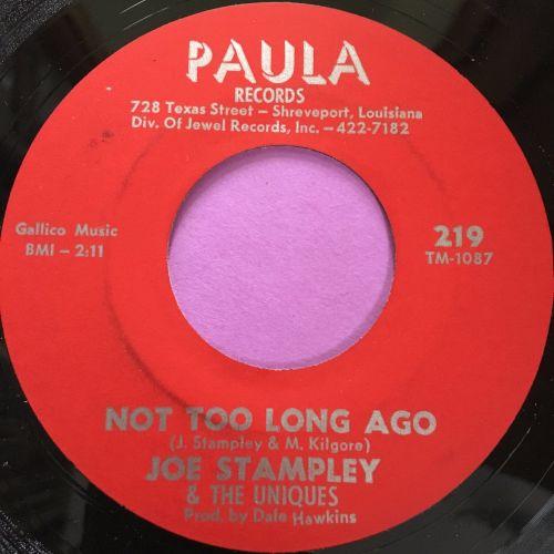Uniques-Not too long ago-Paula E+
