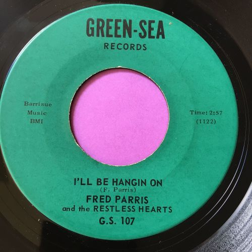 Fred Parris-I`ll be hanging on-Green sea E+