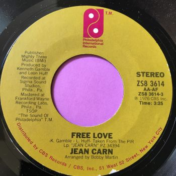 Jean Carne-Free love-PIR M-