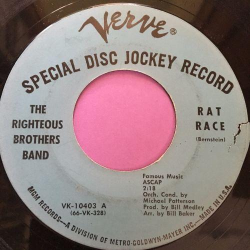 Righteous Brothers-Rat race-Verve demo E