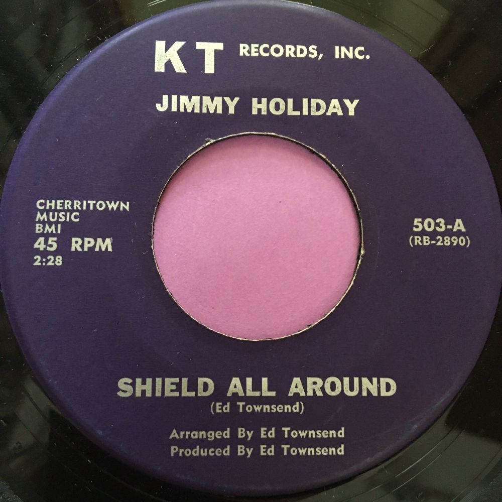 Jimmy Holiday-Shield all around-KT E