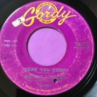Hattie Littles-Here you come-Gordy vg