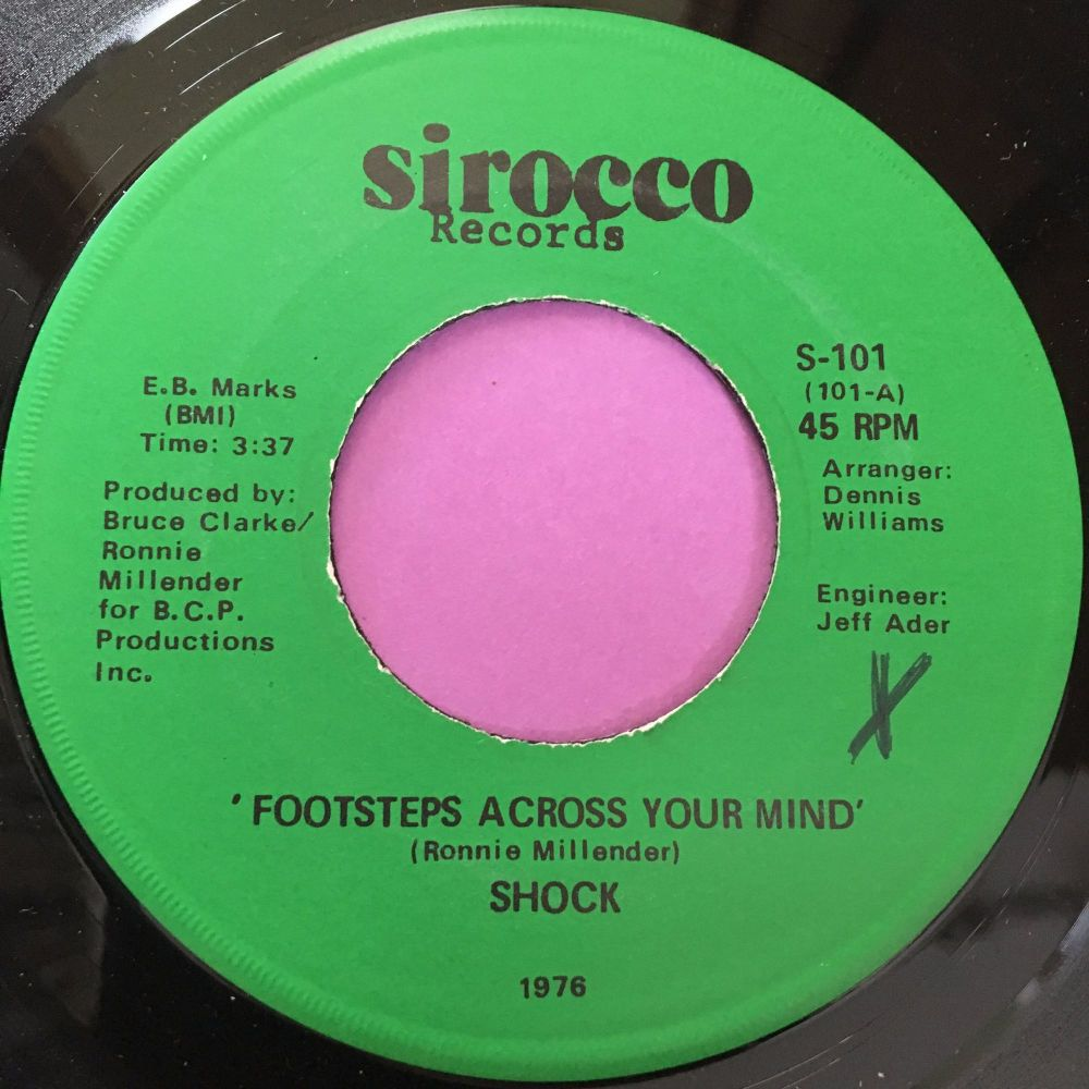 Shock-Footsteps across your mind-Sirocco x M-
