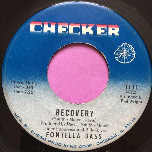 Fontella Bass-Recovery-Checker E