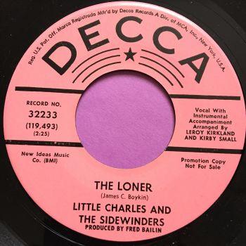 Little Charles-The loner-Decca M-