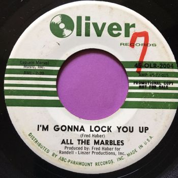 All the marbles-I'm gonna lock you up-Oliver demo E+