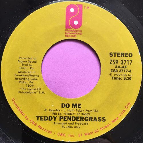 Teddy Pendergrass-Do me-PIR E+
