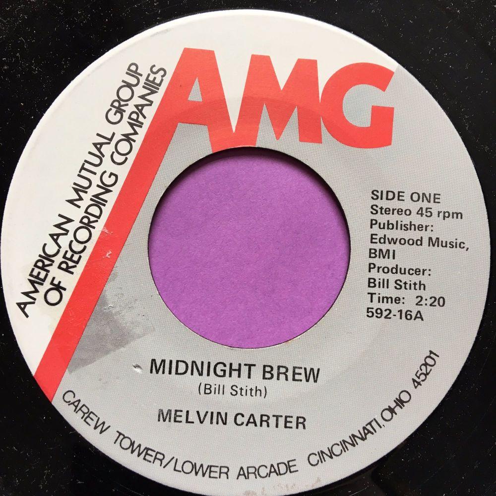 Melvin Carter-Midnight brew-AMG M-