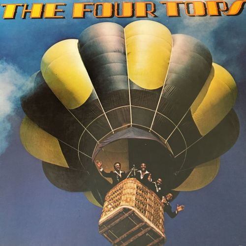 Four Tops-At the top-ABC LP E+