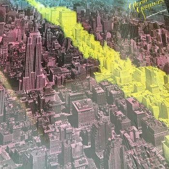 Gloria Gaynor-Park avenue sound-Polydor LP E+