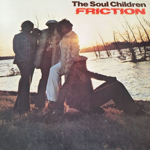 Soul Children-Friction-Stax LP E+