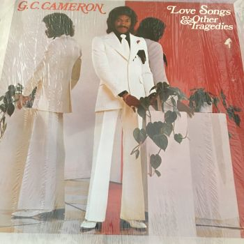 G.C Cameron-Love songs and other great tragedies-Motown LP E-