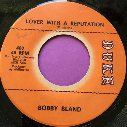 Bobby Bland-Lover with a reputation-Duke E+