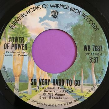 Tower of Power-So very hard to go-WB E+