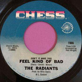 Radiants-Feel kinda bad-Chess E+