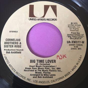 Cornelius Brothers-Big time lover-UA wol E+
