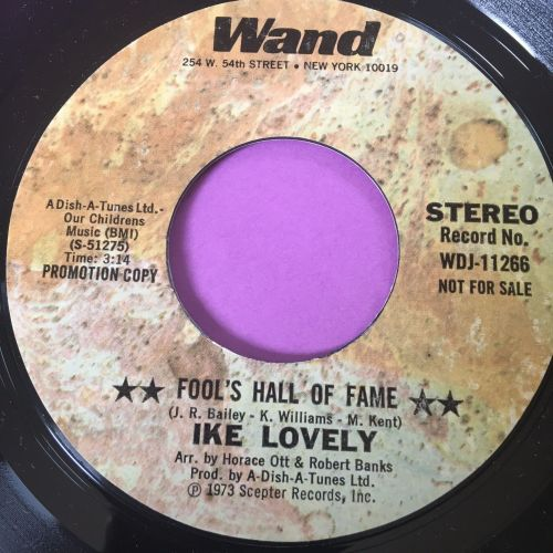 Ike Lovely-Fool's hall of fame-Wand demo  E+