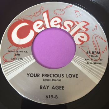 Ray Agee-Your precious love-Celeste E+