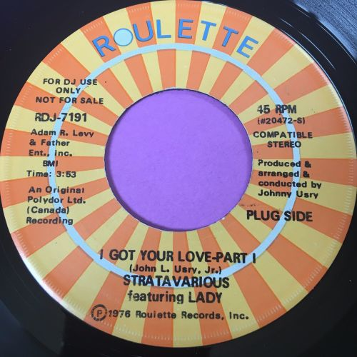 Stratavarious-I got your love-Roulette M-