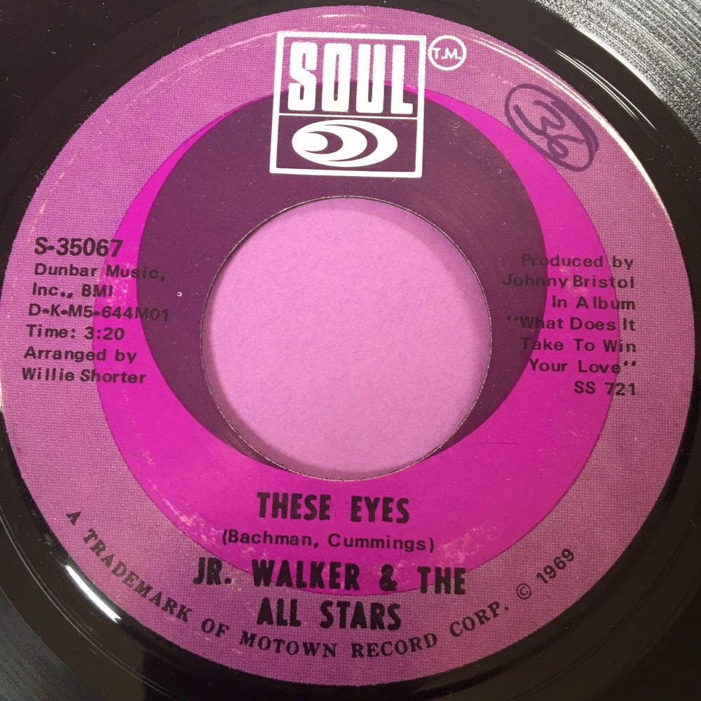 Junior Walker-These eyes-Soul M-