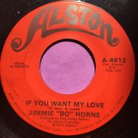 Jimmie Bo Horne-If you want my love-Alston E+