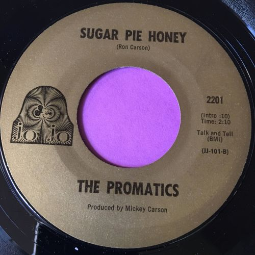 Promatics-Sugar pie honey-Jojo E+