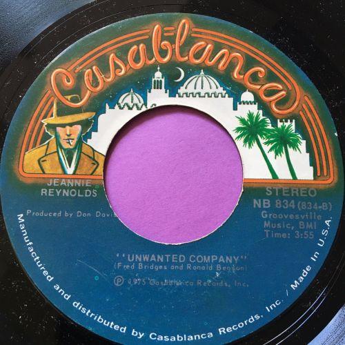 Jeanie Reynolds-Unwanted company-Casablanca M-