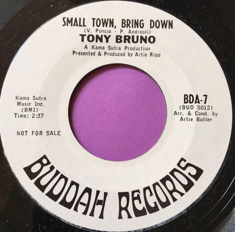 Tony Bruno-Small town bring down-Buddah WD E+