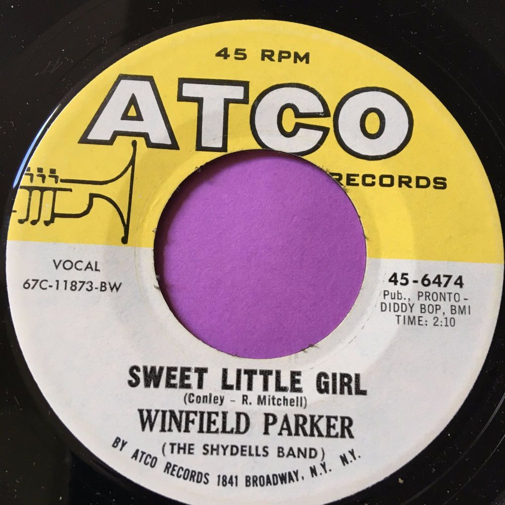Winfield Parker-Sweet little girl-Atco M-