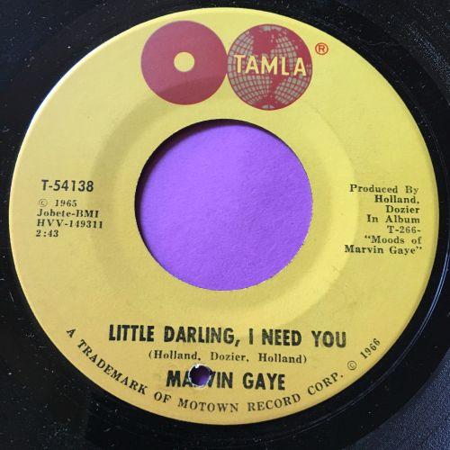 Marvin Gaye-Little darling I need you-Tamla M-