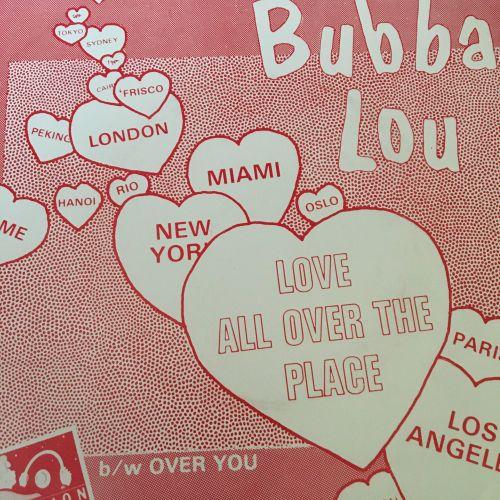 Bubba Lou-Over you-Ambition E+