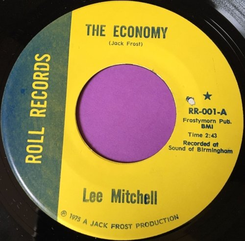 Lee Mitchell-The Economy-Roll M-