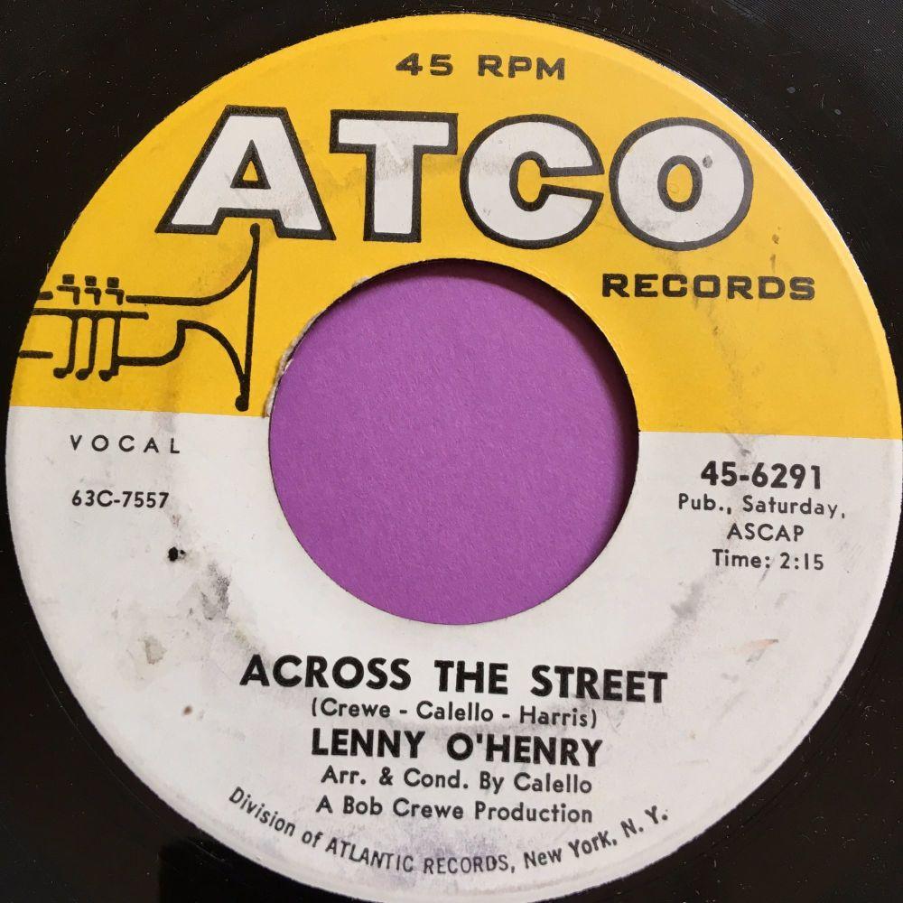 Lenny O'Henry-Across the street-Atco E+
