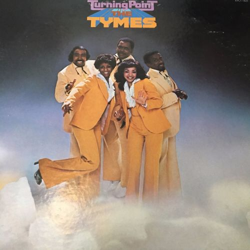 Tymes-turning point-RCA LP E+
