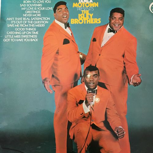 Isley Brothers-Presents-MFP E+