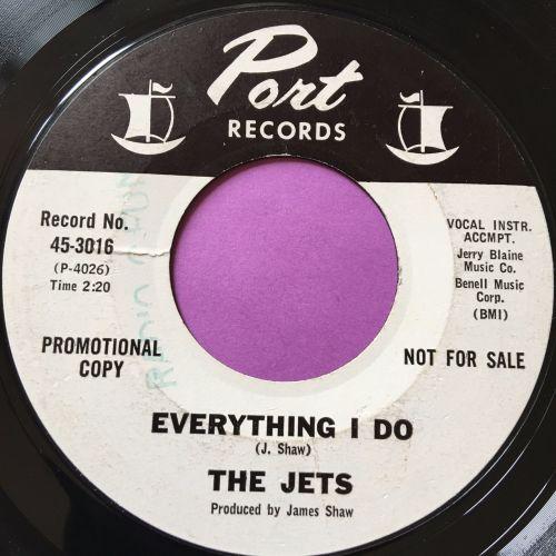 Jets-Everything I do-Port WD E