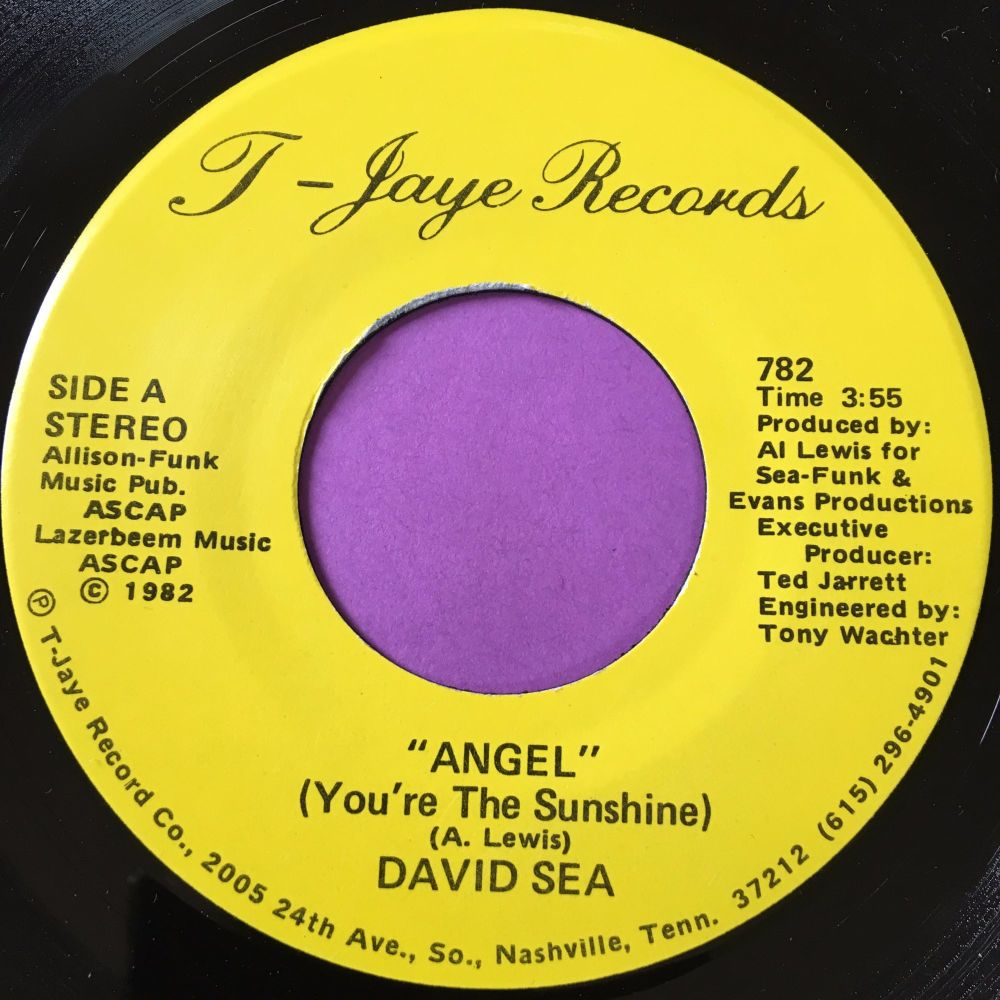 David Sea-Angel-T-Jaye M-