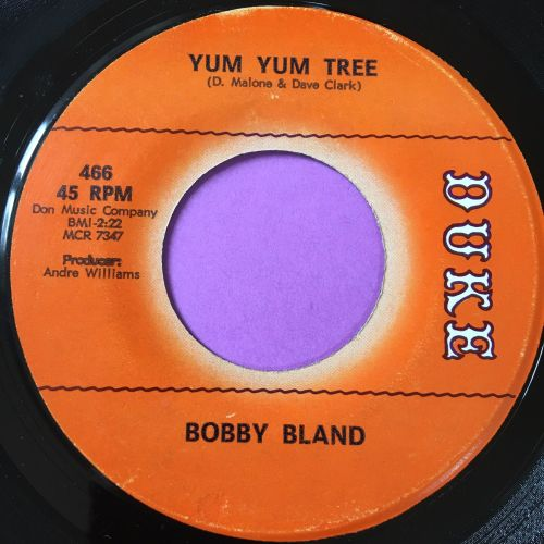 Bobby Bland-Yum yum tree-Duke E+